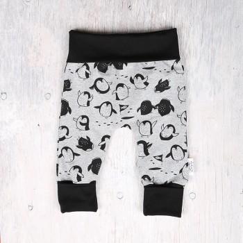Pantalon évolutif - 0-12m - Pingouin