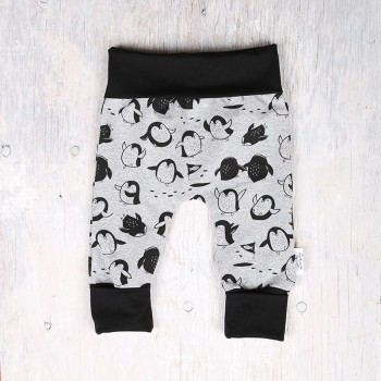 Pantalon évolutif - 6-36m - Pingouin