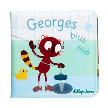 Livre de Bain - Georges - Lilliputiens