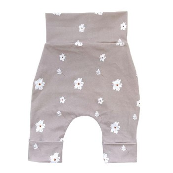 Pantalon évolutif - Floral - 0-12m - Bajoue
