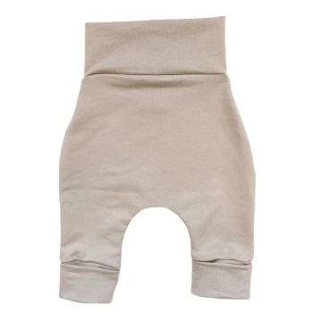 Pantalon évolutif - Avoine - 0-12m - Bajoue
