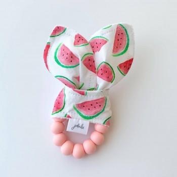 Hochet Dentition - Melon D'eau - Jululu