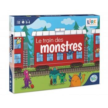 Le Train Des Monstres - Editions Passe-temps