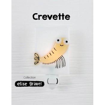Veilleuse - Crevette Élise Gravel - Veille Sur Toi