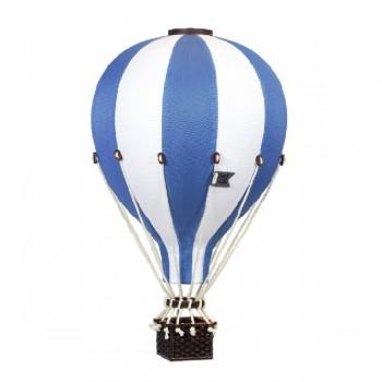 Montgolfière - Moyen - Bleue Royale - Super Balloon
