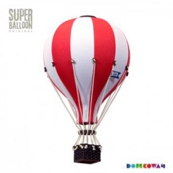 Montgolfière - Large - Rouge et Blanche - Super Balloon