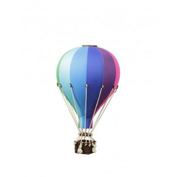 Montgolfière - Moyen - Multicolore - Superballoon