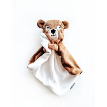 Doudou - Winston L'ours Brun - Veille Sur Toi
