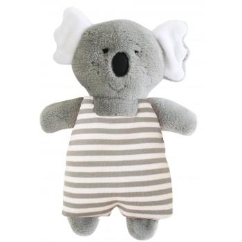 Hochet Koala Gris Rayé