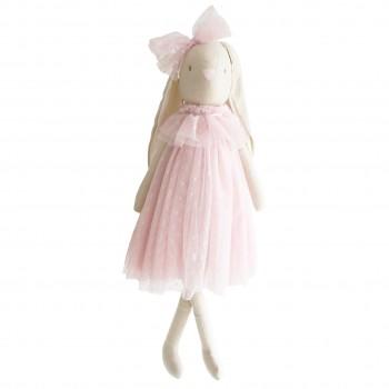 Bea Lapin Rose 70cm