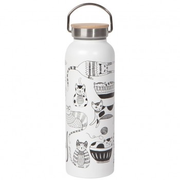 Bouteille Thermos 18OZ - Chats - Danica Jubilee