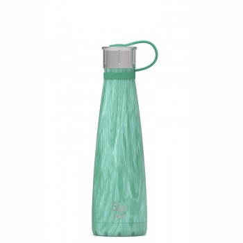 Bouteille Isotherme 15oz - Menthe Poivrée - S'ip by S'well