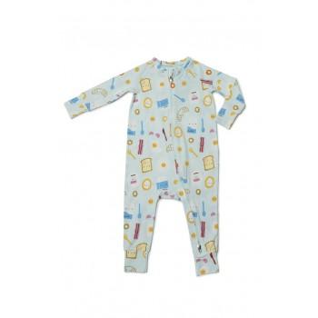 Pyjama Manches Longues - Petit Déjeuner - Loulou Lollipop