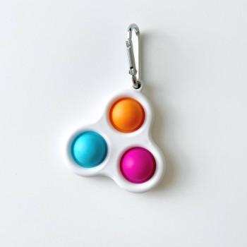 Pousse-Pop Mini - Magenta - Jululu