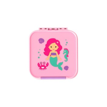 Bento 2 Compartiments - Sirène - Little Lunch Box