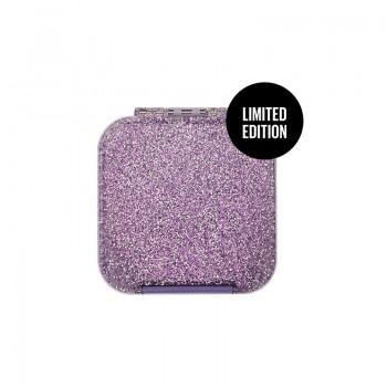 Bento 2 Compartiments - Glitter Mauve - Little Lunch Box