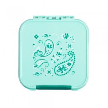 Bento 2 Compartiments - Paisley - Little Lunch Box