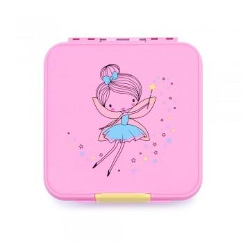 Bento 3 Compartiments - Fée - Little Lunch Box
