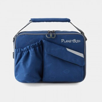 Boite à Lunch - Bleu - Planetbox